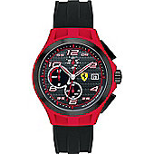 Scuderia Ferrari Gents Lap Time Chronograph Watch 0830017