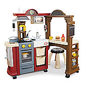 Little Tikes Kitchen & Restaurant Red