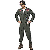 Top Gun Aviator - Adult Costume Size: 38-40