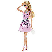 Barbie Fashionistas Doll - Pink Dress