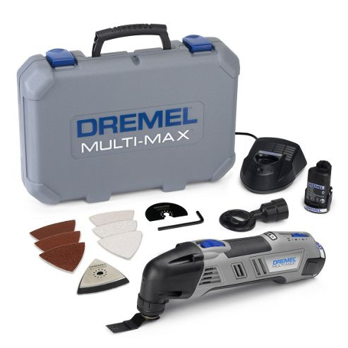 Dremel Multi-Max 300 (8300-9) 10.8V Li-Ion Cordless Multitool