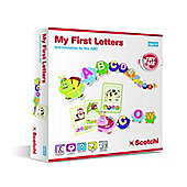 Halilt Scotchi My First Letters Educational Toy