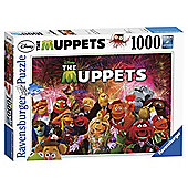 Ravensburger Disney The Muppets 1000-Piece Jigsaw Puzzle