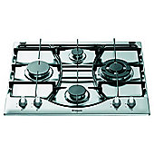 Hotpoint GC640WH  Gas 4 Burner White