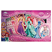 Disney Princess Deluxe Magnetic Dress-Up Sets