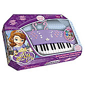 Disney Sofia the First Electronic Keyboard