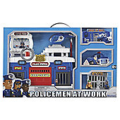 Keenway Policemen At Work