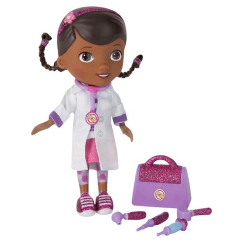 Just Play Doc McStuffins Doc Time For A Checkup Doll With Accessories