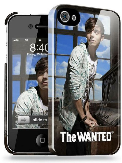Upfront Case Official The Wanted Phone Clip Case