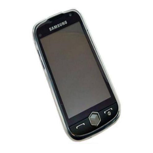 iTALKonline ProGel Skin Case White - For i8000 Omnia 2