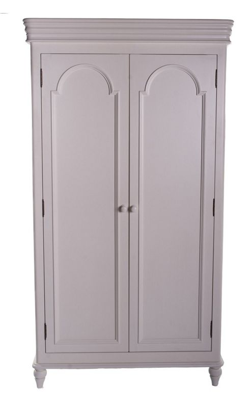 Thorndon Brittany Full Hanging Ladies Wardrobe