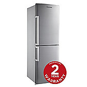 Russell Hobbs RH55FF173SS, Freestanding Fridge Freezer, Stainless Steel