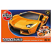 Airfix Quick Build Lamborghini Aventador LP 700-4 Model Set