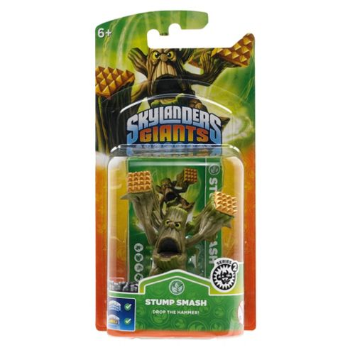 Skylanders Giants - Single Character - Stump Smash