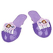 Disney Princess Sofia the First Jelly Shoes