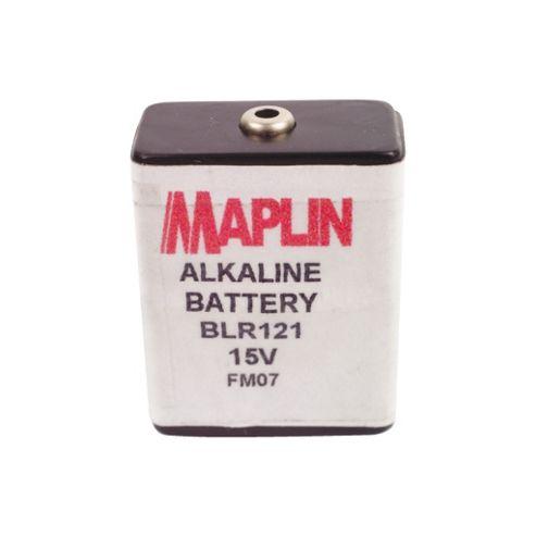 Maplin BLR121 15 V Battery