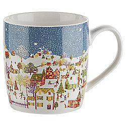 Christmas Scene Mug