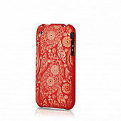 Hardskin Inked iPhone 3G/3Gs Case Henna