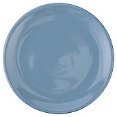 Tesco Basics Storm Blue Side Plate