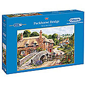 Games Packhorse Bridge 2000 Pieces Jigsaw Puzzle
