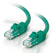 Cables to Go 0.5m Cat6 550MHz Snagless Patch Cable Green