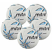 Mitre Intercept 5 Ball Pack, Size 4