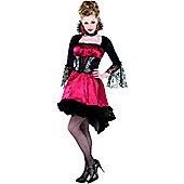 Va Va Vampire - Adult Costume Size: 10-12