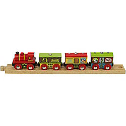 Bigjigs Rail BJT426 Farm Train
