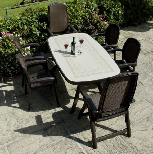 Nardi Toscana 165cm Ravenna Table