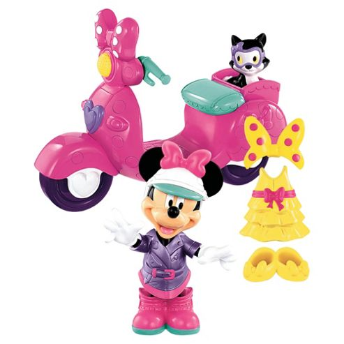 Minnie's Fashion Ride