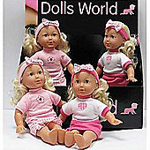 Dolls World Little Jessica Doll