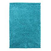 Frugs Snug 4cm Plain Rug Blue - 70X140 cm