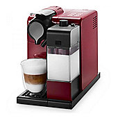 Delonghi EN550R Nespresso Lattissima Touch Glam Coffee Machine Red