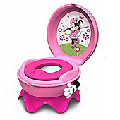 Tomy Disney Minnie Mouse Sounds Potty System