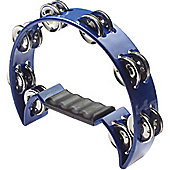 Stagg Mini Tambourine - Blue