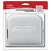 2DS Carrying Case Silver