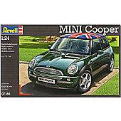 Revell Mini Cooper 1:24 Model Car Kit - 07166