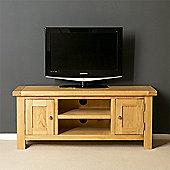 Truro Oak 120cm TV Stand