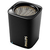 Philips BT100B  Portable Bluetooth Speaker Black