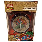 "Marvel 4"" Alarm Clock"