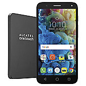 Tesco Mobile Alcatel Pop 4 Grey & Gecko2 Powerbank