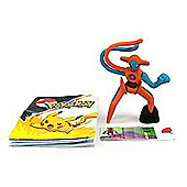 "Pokemon Legendary 3"" Figure Deoxys"