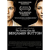 The Curious Case Of Benjamin Button (DVD)
