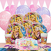 Disney Tangled Party Pack For 8