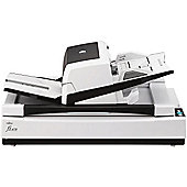 Fujitsu fi-6770 Flatbed Scanner flatbed with rotatable ADF Includes PaperStreamIP (TWAIN/ISIS) and PaperStream Capture software Scanner Central Admin