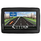 "TomTom Start 25 UK ""M"", 5"" LCD Touch Screen, Lifetime Maps"