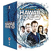 Hawaii Five-O (2010) Series 1-5 DVD