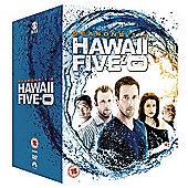 Hawaii Five-O (2010) Series 1-5 DVD
