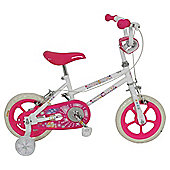 "Sparkle and Glitz Daisy 12"" Kids' Bike"