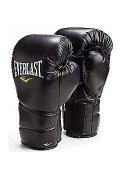 Everlast Protex 2 Training Boxing Glove - Black